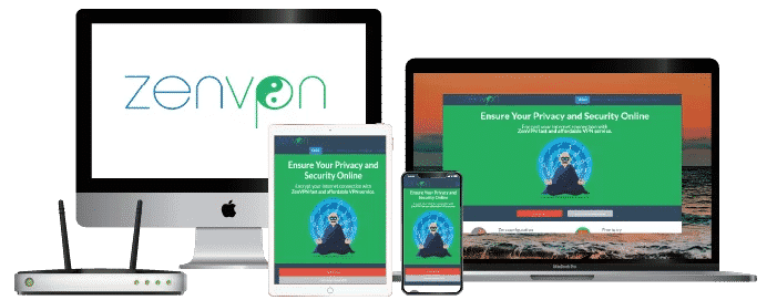 ZenVPN devices
