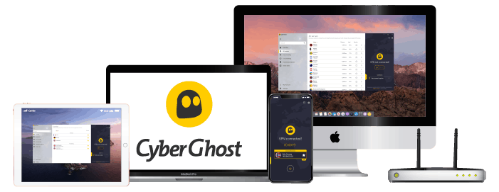 CyberGhost devices