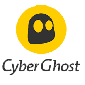 CyberGhost logo tall