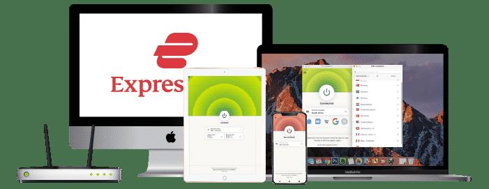 ExpressVPN devices