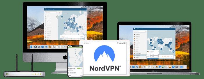 NordVPN devices
