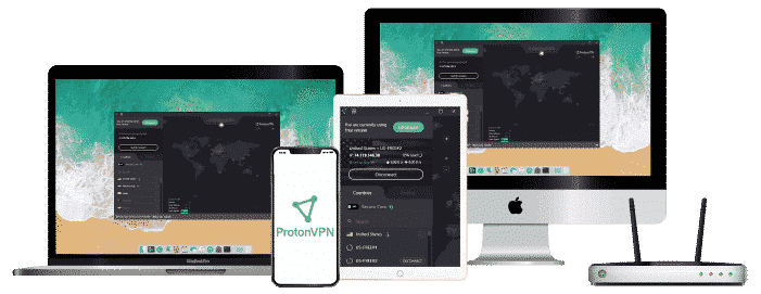 ProtonVPN devices
