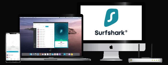 Surfshark devices