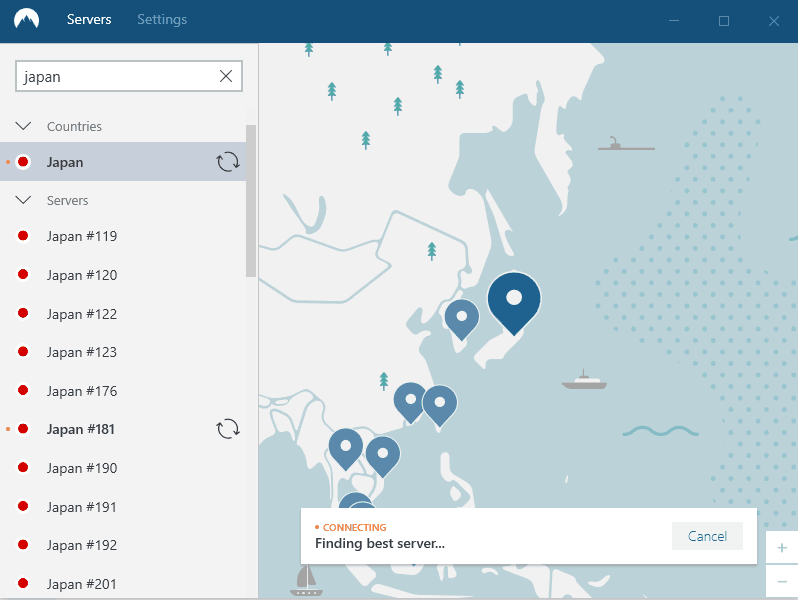 This image has an empty alt attribute; its file name is nordvpn-japan.png