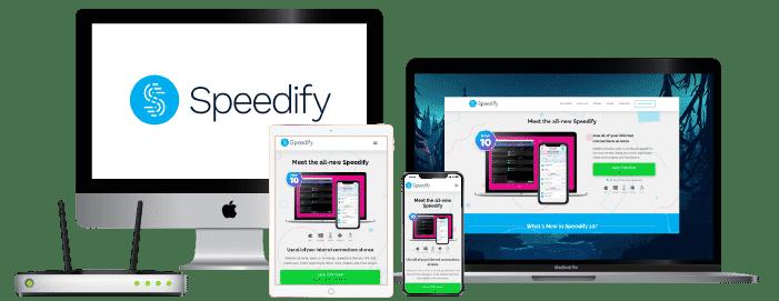 Speedify devices