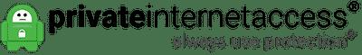 PrivateInternetAccess logo wide